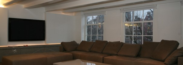 Appartement Keizersgracht